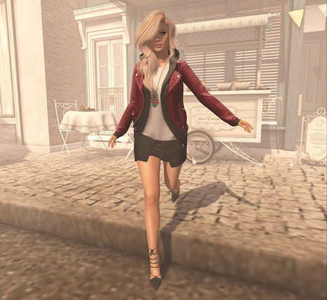Today you are You, that is truer than true. There is no one alive who is Youer than You... | 亗  Second Life Fashion Addict  亗 | Scoop.it