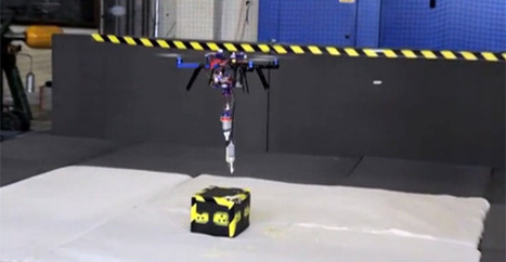 3D Printers and Drones — The Best Mash-up Since Peanut Butter ... | Machinimania | Scoop.it