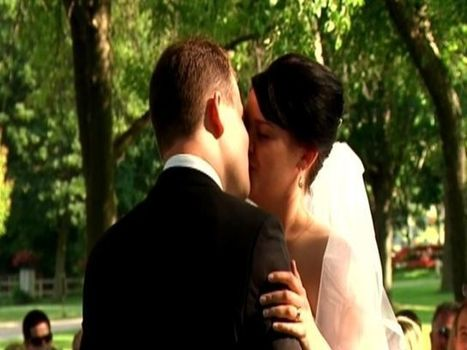 Couple Weds Among the Dead - NBC News | Strange days indeed... | Scoop.it