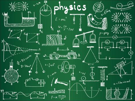 Una docena de leyes de la física que usas (o no) a diario - una docena de | Ciencia para todos los públicos | Scoop.it