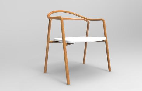 BENTWOOD MEETS MODERNISM | L'Etablisienne, un atelier pour créer, fabriquer, rénover, personnaliser... | Scoop.it
