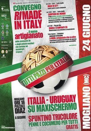 Eventi Culturali. Rimade In Italy 24/06/2014 Mogliano (MC), Marche | Mogliano | Scoop.it