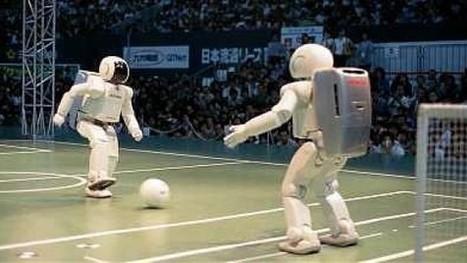Telecamere nelle maglie, robot in campo: più che calcio sarà fantascienza | tecnologia | Scoop.it