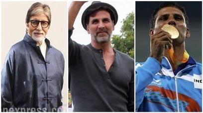 Amitabh Bachchan, Akshay Kumar hail Devendra Jhajharia's Paralympics win | Amitabh bachchan | Scoop.it
