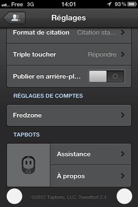 Activer le rafraichissement automatique de Tweetbot en 3G | Freewares | Scoop.it