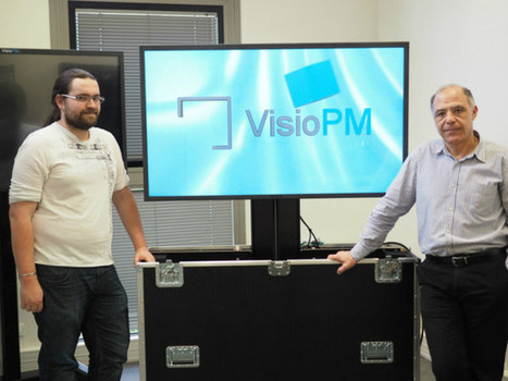 Innovation. Un écran 3D sans lunettes créé par une entreprise de Toulouse | Technologies | Scoop.it