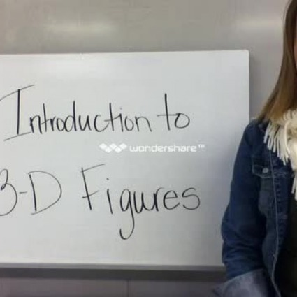 9-4 Intro to 3D Figures - TeacherTube | Aprendiendo a Distancia | Scoop.it