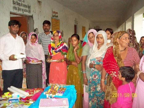 WOMEN EMPOWERMENT IN INDIA AND MISSION HEAL | Mission Heal | Scoop.it