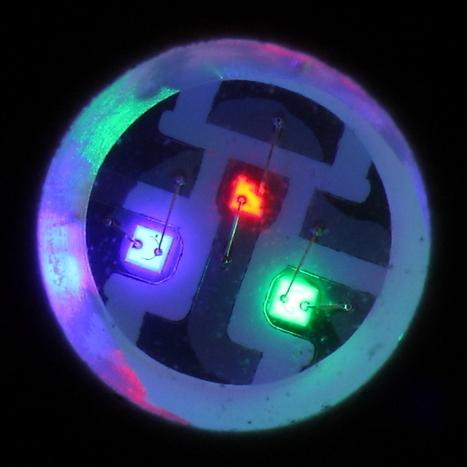 Quand Internet passera par la lumière | Ressources pour la Technologie au College | Scoop.it