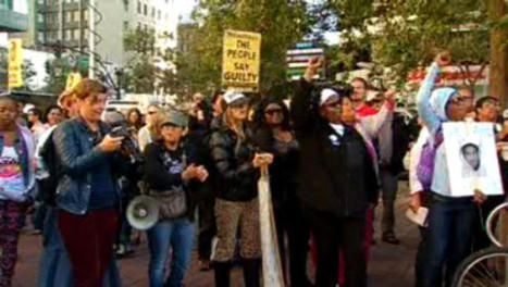 Hundreds March in Oakland for Trayvon Martin, Oscar Grant - NBC Bay Area | Justice | Scoop.it
