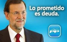 (El milagro de Rajoy) La deuda subió otros 11.100 millones en noviembre y roza el 100% del PIB | Eco Republicano | Diario Online Obrero y Republicano | Partido Popular, una visión crítica | Scoop.it