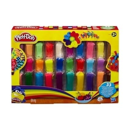 Colorful Play Doh Ultimate Rainbow Pack | The Toystore | Scoop.it