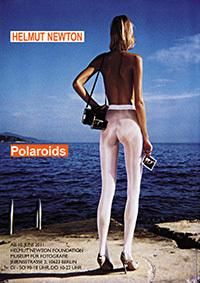 Helmut Newton Foundation | helmut-newton.com | Polaroid | Scoop.it
