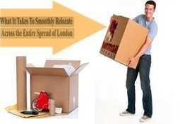 What It Takes To Smoothly Relocate Across the Entire Spread of London | Super Man and Van Removals Company | Scoop.it