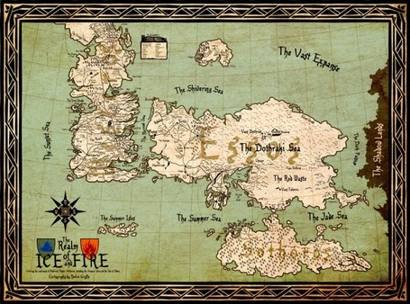 70+ Epic Map Design | Map@Print | Scoop.it