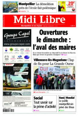 Reprise de Midi Libre par la Depêche du Midi : le comité d'entreprise vote contre | Les médias face à leur destin | Scoop.it