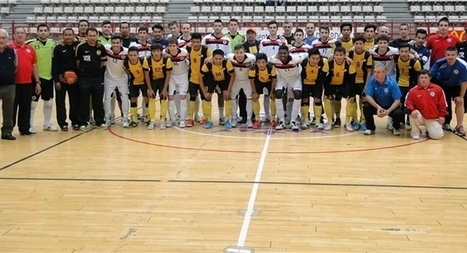Carnicer Torrejón goleó a la selección de Malasia -- Liga Nacional de Futbol Sala   DEPORTES   Scoop.it