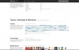 Foller.Me Analyser un compte Twitter | Social media - E-reputation | Scoop.it