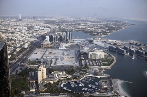 Planning for use of underwater territory key for Abu Dhabi - The National | Dive Computers | Scoop.it