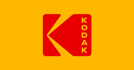 Kodak's New Logo is a Return to the Classic 1970s Logo | iPhoneography-Today | Scoop.it