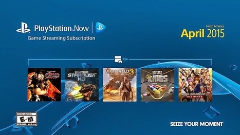 PlayStation Now Subscribers Gets 5 New Games To Play This April 2015 | Playstation 4 (PS4) - PS4.sx | Playstation 4  |  PS4.sx | Scoop.it