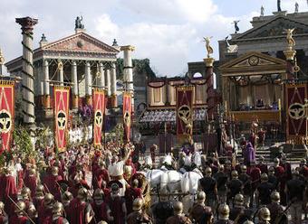 DE REYES, DIOSES Y HÉROES: El humor en la antigua Roma | Mundo Clásico | Scoop.it