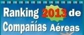 Travelgenio publica el ranking de aerolíneas de 2013 - Revista Turismo y Tecnología   Travelgenio publica el ranking de aerolineas   Scoop.it