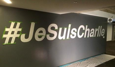 Le hashtag #JeSuisCharlie entre dans l'Histoire, et s'invite dans les locaux de Twitter | geeko | social networking | Scoop.it