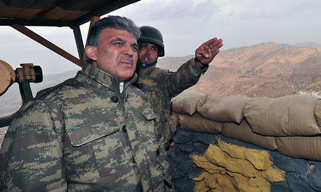 Turkish troops enter northern Iraq in pursuit of Kurdish rebels | Coveting Freedom | Scoop.it