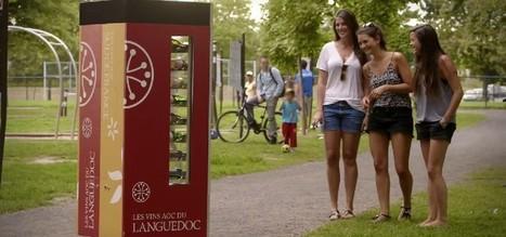 Les vins du Languedoc lancent un ORNI dans les rues de Montréal | streetmarketing | Scoop.it