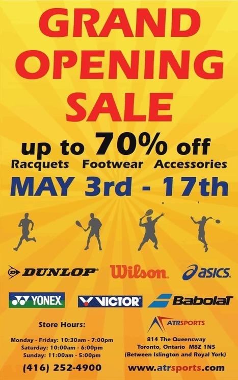 Yonex and Victor Badminton Racquets | ATR Sports | ATR Sports | Scoop.it