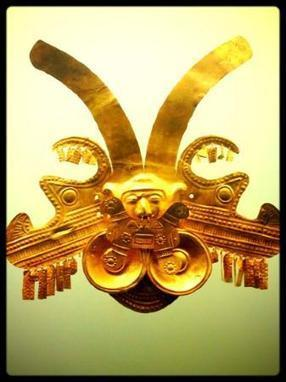 Museo del Oro Zenu - Colombia | Discover Colombia in all of its Splendor | Scoop.it