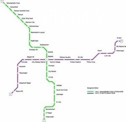 Bangalore Metro influence Expansion and Enforcement | FlatsDeal | Scoop.it
