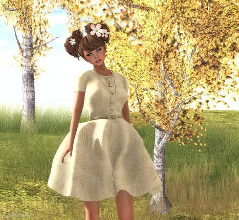 Sanday | Second Life Fashion | Scoop.it