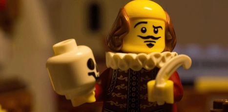 « Eye Shakespeare » ou quand le serious game nous fait marcher | Jeux sérieux et Gamification | Scoop.it