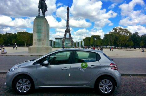 L'autopartage en 4 chiffres clés... qui devraient alerter les constructeurs auto   LinkingBrand: E-Marketing   Scoop.it