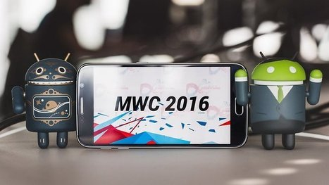 MWC 2016: all the big announcements from this year's show - AndroidPIT   MobileWorld   Scoop.it