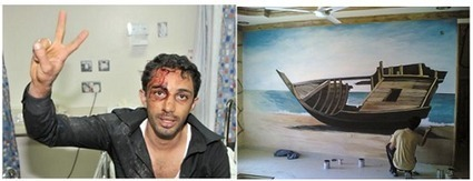 Khalil Al Madhoon: A Tortured Artist in the Prisons of the Capital of Culture 2012 – Bahrain | Bahrain Center for Human Rights | Human Rights and the Will to be free | Scoop.it