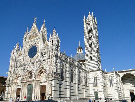 a Catedral de Santa María dell'Assunta de Siena | Desde las Catacumbas hasta las Catedrales Medievales | Scoop.it