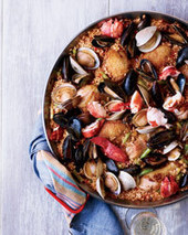 How to Make Paella | Food & Wine | paella | Scoop.it