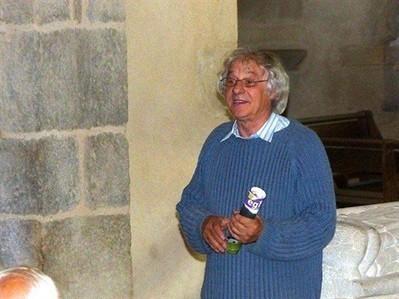 Une centaine de visiteurs dans la vieille église , Saint-Lunaire 16/09/2013 - ouest-france.fr | Saint-Lunaire Evènements | Scoop.it
