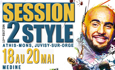 Les bonnes vibes de Session2style - Essonne Info | Portes de l'Essonne | Scoop.it