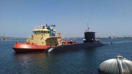 Chile alargará la vida del submarino 'Thomson' tras su participación en el ejercicio 'DESI'   PERU y GeoPOLITICA   Scoop.it