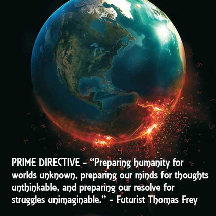 In Search of Humanity's Prime Directive | Tracking the Future | Scoop.it