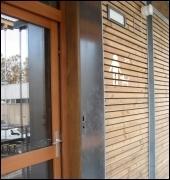 CyberArchi.com : Architecture en Bois - Un concept de logements pour sans abri à Lyon construits en six mois   Architecture pour tous   Scoop.it
