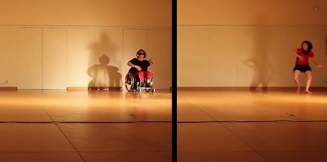 Danser la samba dans la peau d'une carioca | SoonSoonSoon.com | handicap design | Scoop.it