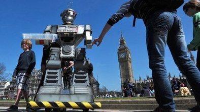UN mulls ethics of 'killer robots' | Littlebytesnews Current Events | Scoop.it
