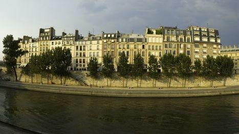 L'immobilier de luxe en France est de moins en moins cher pour les Américains | MeilleursBiens.com | Scoop.it