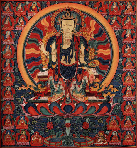 The Large Sutra on Perfect Wisdom | promienie | Scoop.it