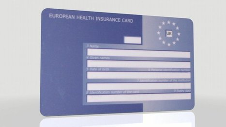 EU sues Spain in health card dispute | AC Affairs | Scoop.it